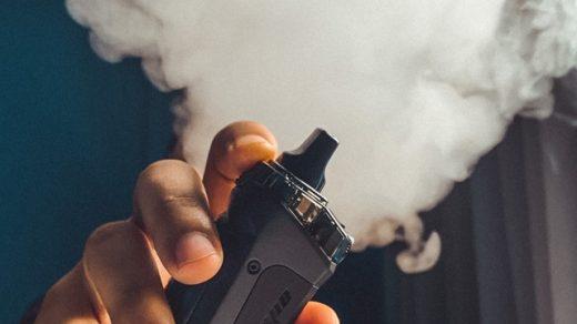 E juice røg